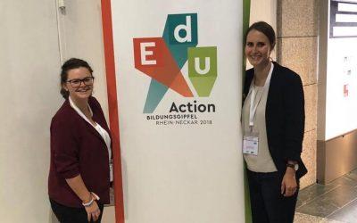 Teamgeist statt Konkurrenzkampf – Der EduAction Bildungsgipfel