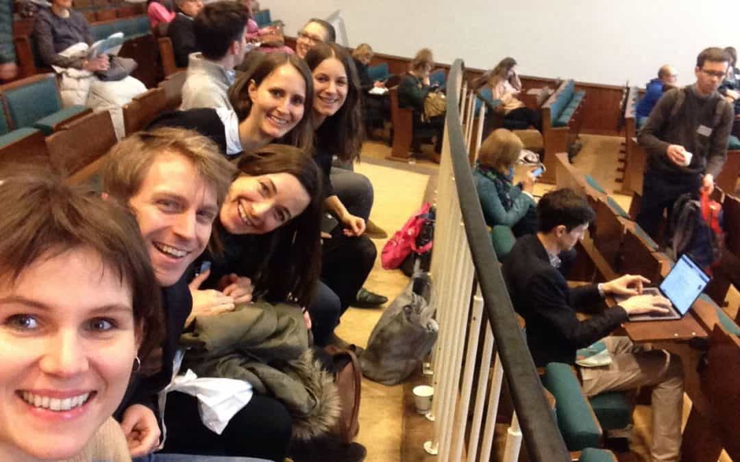Mentoring Summit: Wenn Forschung und Praxis aufeinandertreffen
