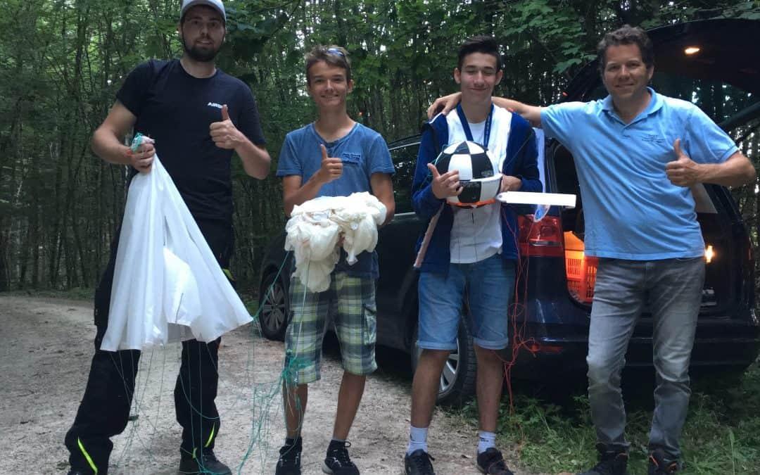 Stratoballon: Meine Mission mit meinem Airbus-Mentor