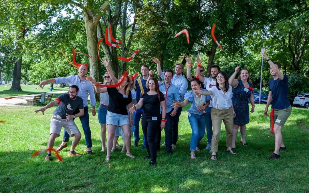 """Der Alumni-Verein: """"alte Hasen"""" mit neuen Projekten"""