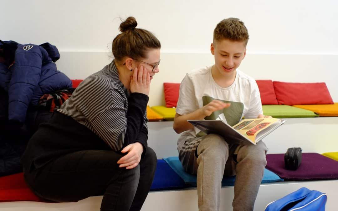 """""""Gemeinsam sind wir stark!"""" – Tanja und David erzählen über ihre Mentoring-Beziehung"""