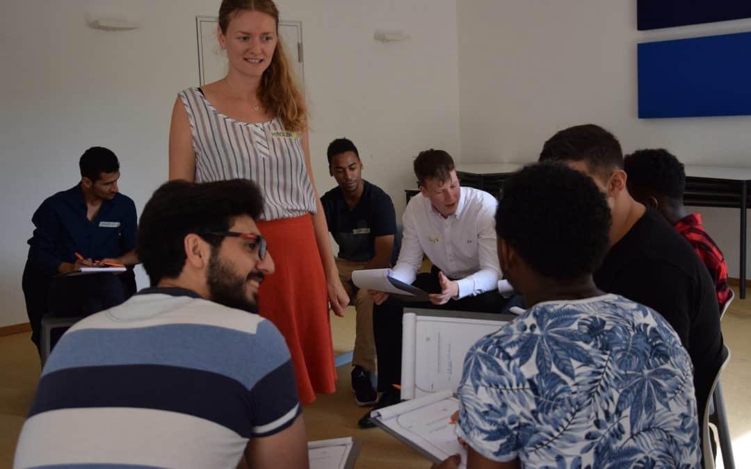 Gemeinsam Brücken bauen – Unsere Kooperation mit den JOBLINGEN