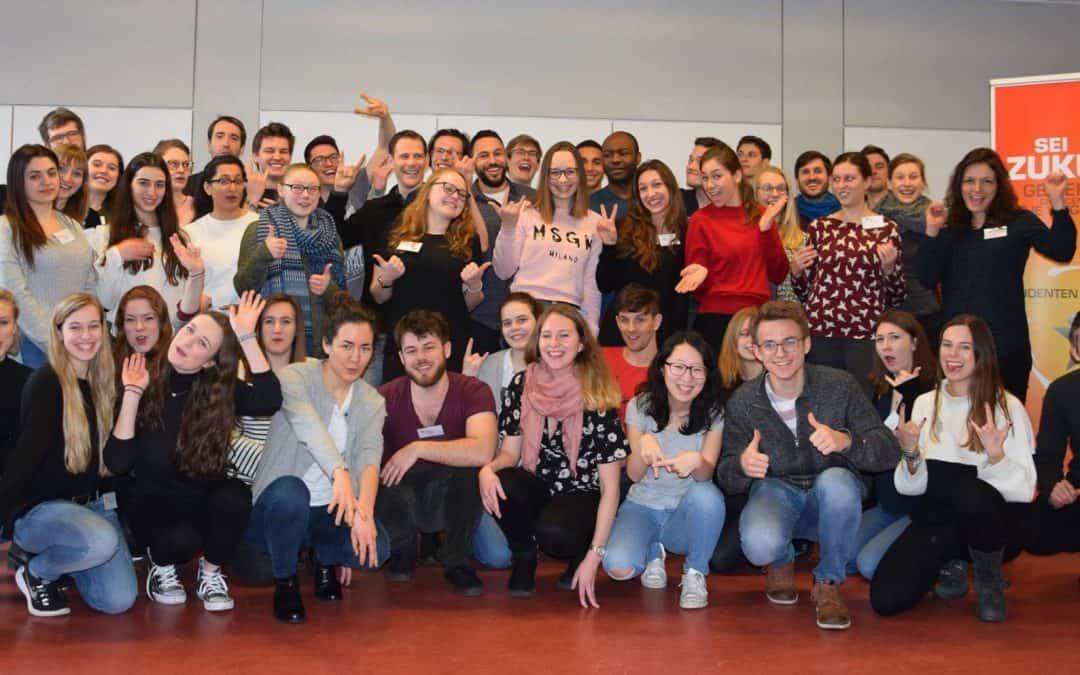 Fundraising-Power in Frankfurt