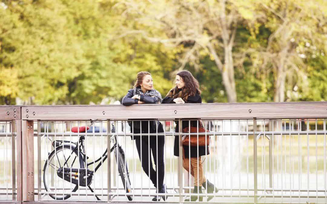 Alissa und Eva – Auch acht Jahre nach ROCK YOUR LIFE! noch ein Team