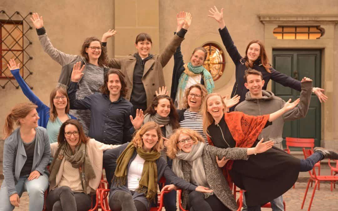 RYL! Schweiz: Ein erfolgreiches Jahr mit vielen neuen Gesichtern