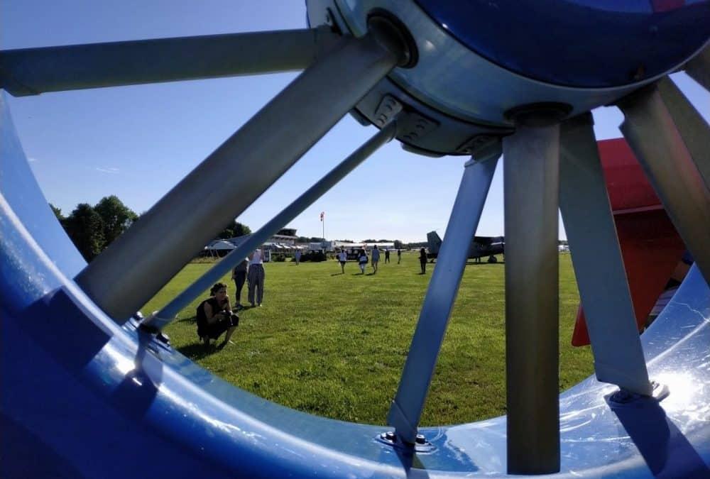 Faszination Fliegen: Abschlussevent unserer Mentoring-Paare mit Airbus