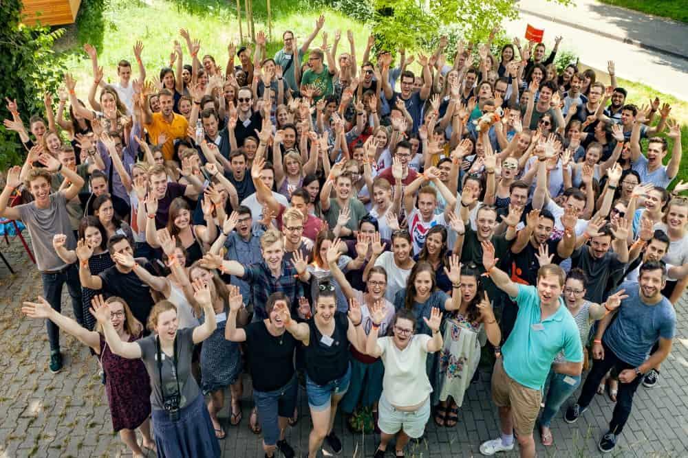 ROCK YOUR LIFE! Summit 2018: über uns hinauswachsen wie ein Kirschbaum